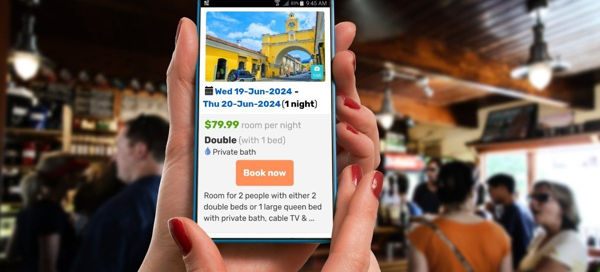 IndiaInstantBooking.com - Increase reservations with a fully customizable yet cheap and effective booking engine for hotels and hostels