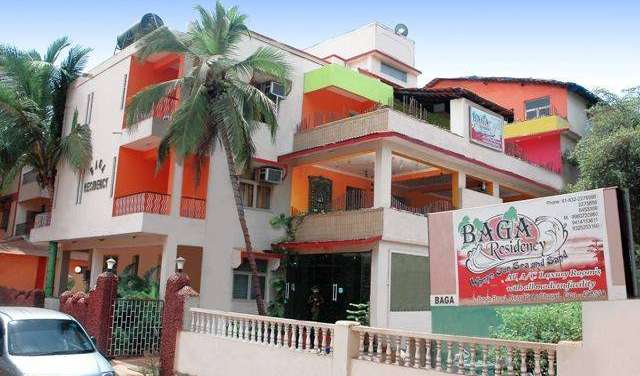 hotels with free breakfast in Calangute, India