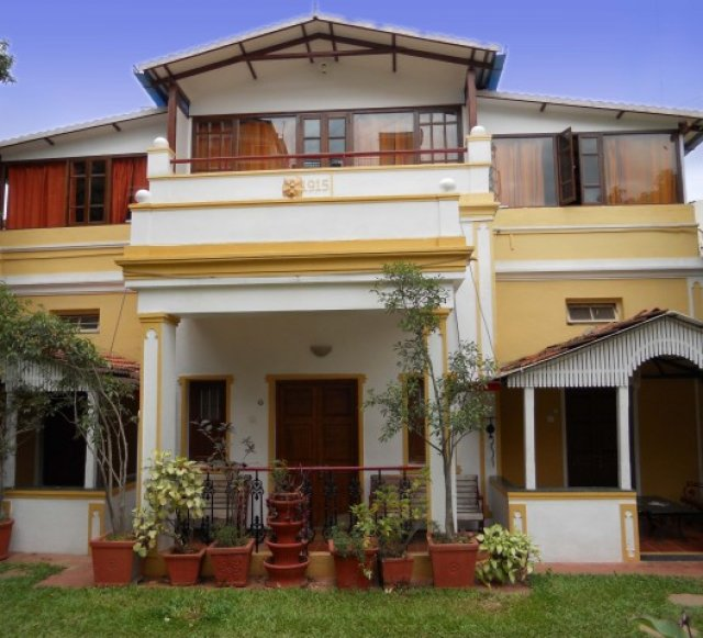 Casa Cottage Guesthouse In Bengaluru Reservations