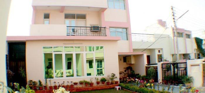 Gardenvilla Homestay, Agra, India
