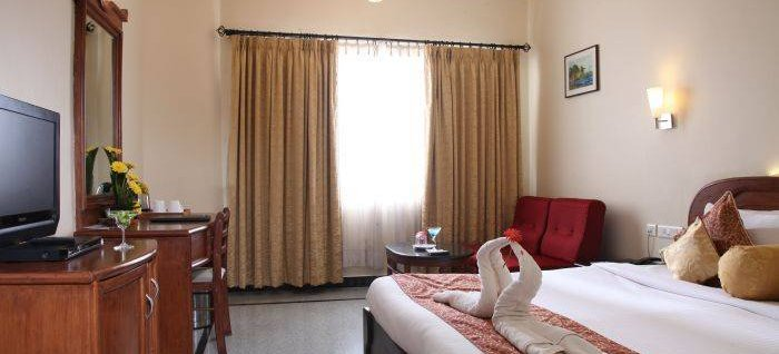 Grand Palace Hotel and Spa, Yercaud, India