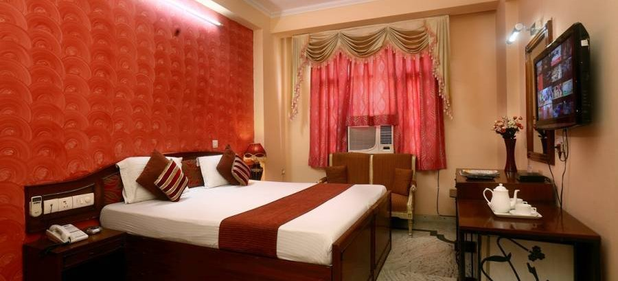 Hotel Indraprasth, New Delhi, India