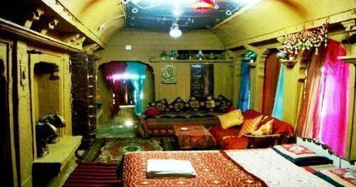 Make cheap reservations at a hotel like Jaisalmer Desert Haveli Guest House