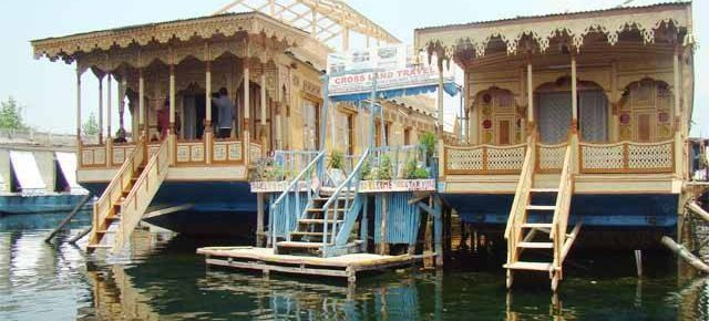 Mandalay Houseboats, Srinagar, India