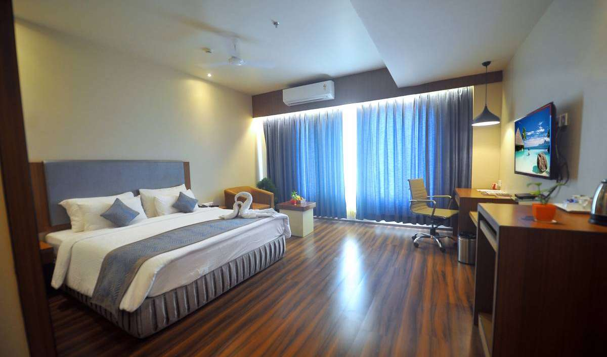 Find cheap rooms and beds to book at hotels in Bhubaneshwar