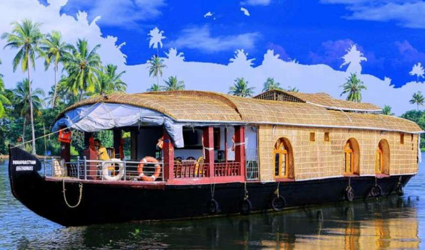 Riverland House Boat