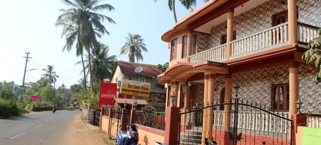 Sun Guest House and Apartment, Calangute, India